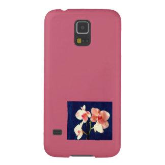 Orchideeën Galaxy S5 Hoesje