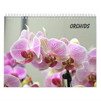 Orchideeën Kalender