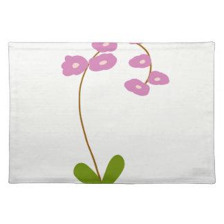 orchideeën placemat