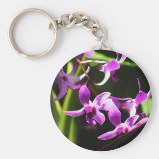 Orchideeën Sleutelhanger