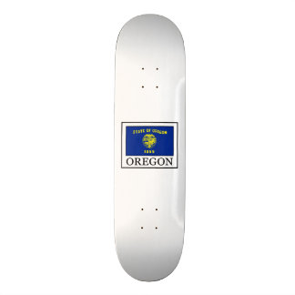 Oregon 20,0 Cm Skateboard Deck