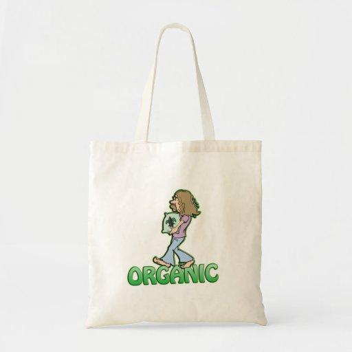 ORGANISCHE hippie met natuurvoeding Tassen