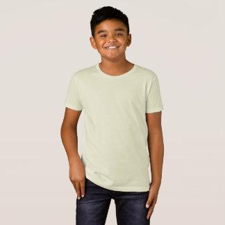 Organische T-shirt van de Kleding van het kind de