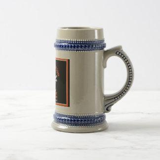 Originele het LEVEN van de OLIE Bierpul
