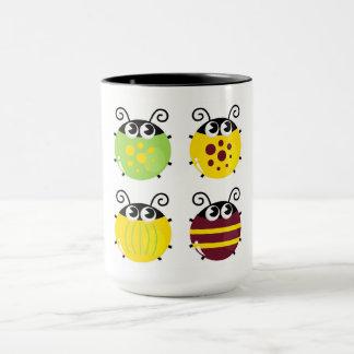 Originele ontwerpersMok met bijen Mok