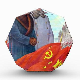 Originele tse tungboom en Joseph Stalin van Prijs