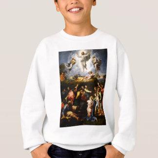 "Originele verf de ""Transfiguratie"" Raffaello Trui"