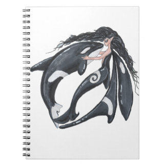 Orka en Fee Ringband Notitieboek
