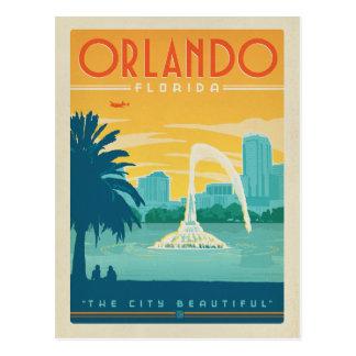 Orlando, FL Briefkaart