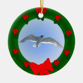 Ornament tijdens de vlucht 2 van de zeemeeuw