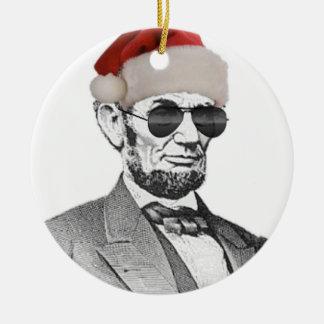 Ornament van de Kerstboom van de Kerstman van