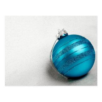Ornament van de Vakantie van Kerstmis en van de Briefkaart