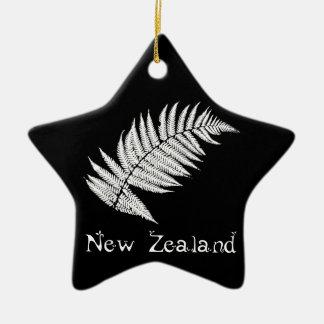 Ornament van de Varen van Nieuw Zeeland het