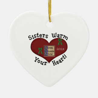 Ornament van de Zuster van Kerstmis 2013 het