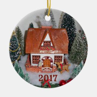 Ornament van het Bos van de Herten van de Cabine