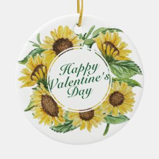 Ornament van het Lijst van de Valentijnsdag van
