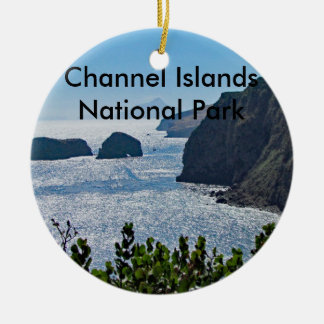 Ornament van het Park van de Eilanden van het