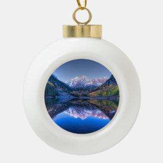 Ornament van Kerstmis van de Klokken van Colorado