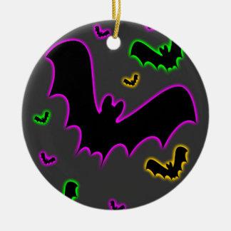 Ornament van Kerstmis van de Knuppels van de Gloed