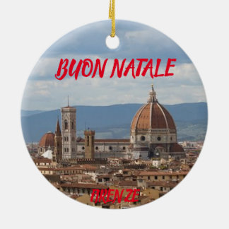 Ornament van Kerstmis van Florence het