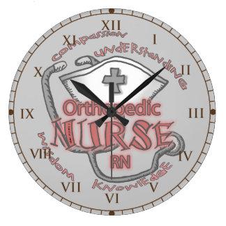 Orthopedische Verpleegster Ophang Klokken