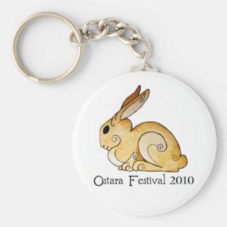 Ostara Bunny1 Sleutelhanger