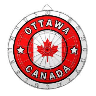 Ottawa Canada Dartbord