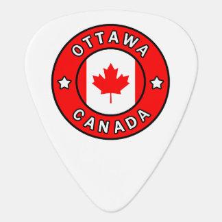 Ottawa Canada Gitaar Plectrum