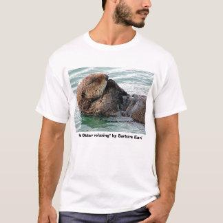"""otter 117c, de """"Otter die van het Zee"""" door T Shirt"""