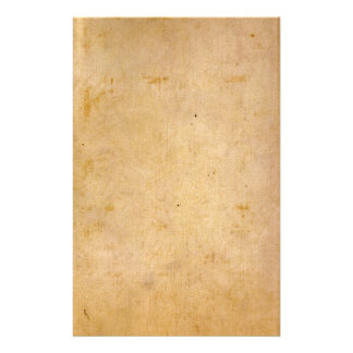 Oud Antiek Perkament Briefpapier Ontwerp