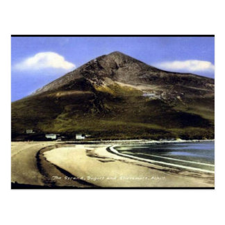 Oud Briefkaart - Achill Eiland, Co Mayo, Ierland