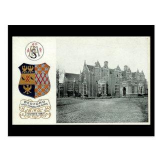 Oud Briefkaart, Bedford Middelbare school voor Briefkaart