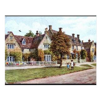 Oud Briefkaart - Broadway, Worcestershire