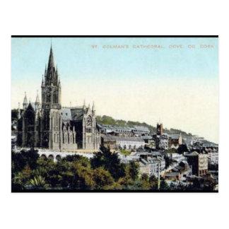 Oud Briefkaart - Cobh, Cork van Co, Ierland