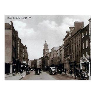 Oud Briefkaart - Drogheda, Co Louth, Ierland