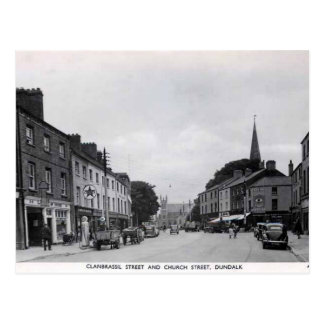 Oud Briefkaart - Dundalk, Co Louth