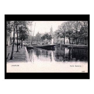 Oud Briefkaart - Haarlem, Nederland