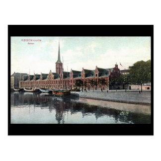 Oud Briefkaart - Kopenhagen, Denemarken