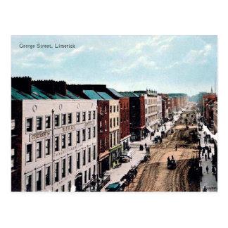 Oud Briefkaart - Limerick, Ierland