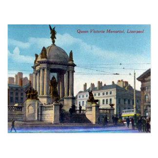 Oud Briefkaart - Liverpool