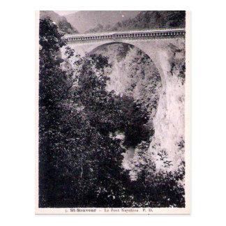 Oud Briefkaart - luz-St Sauveur, Hautes de