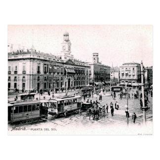 Oud Briefkaart - Madrid, Spanje