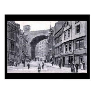 Oud Briefkaart - Newcastle-upon-Tyne