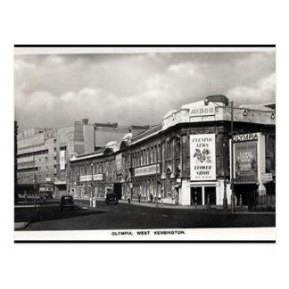 Oud Briefkaart - Olympia, Londen