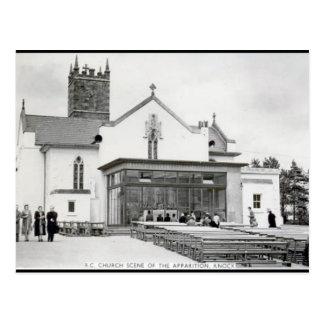 Oud Briefkaart - Slag, Co Mayo, Ierland