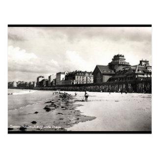 Oud Briefkaart - St Malo, Ille et Vilaine