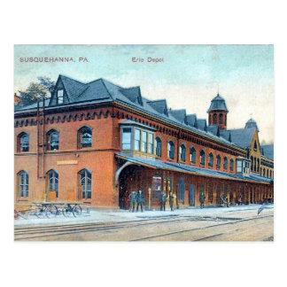 Oud Briefkaart - Susquehanna, Pennsylvania