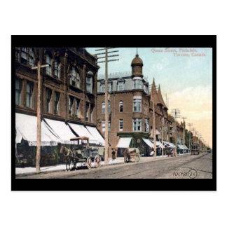 Oud Briefkaart - Toronto, Ontario, Canada