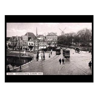 Oud Briefkaart - Utrecht, Nederland