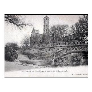 Oud Briefkaart - Uzès, Gard, Frankrijk